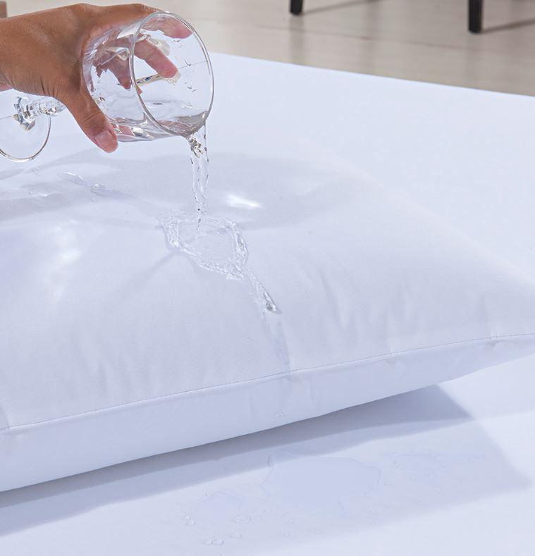 Kit 2 Protetores de Travesseiro Essence Impermeável 50x70 Niazitex