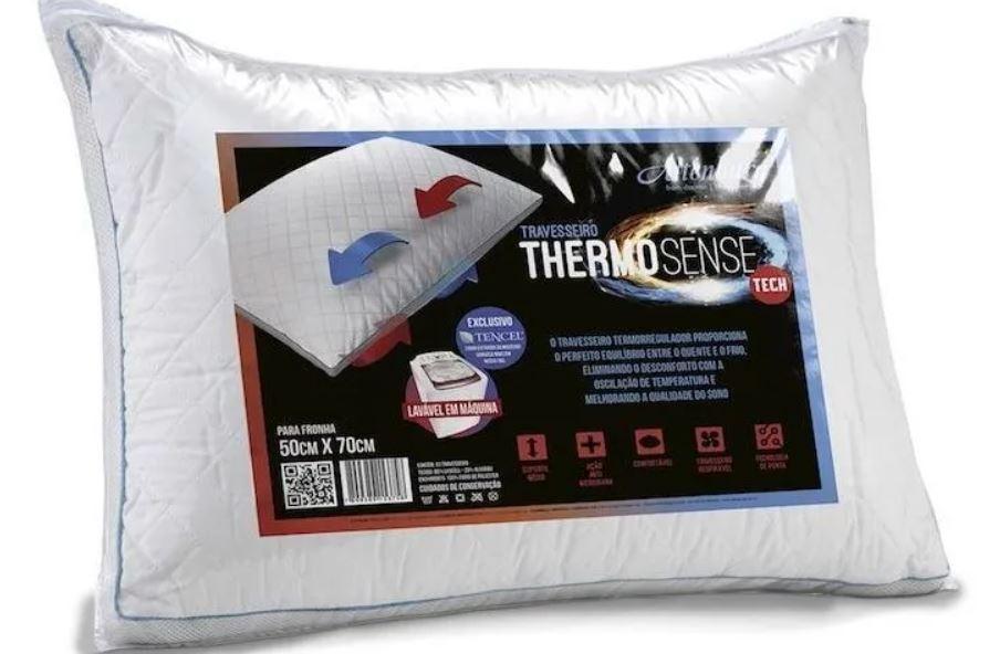 Kit 2 Travesseiros Thermosense Altenburg