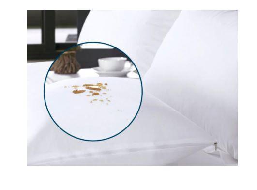 Kit 3 Protetores de Travesseiro Protect Malha Slim 50 x 70cm Altenburg