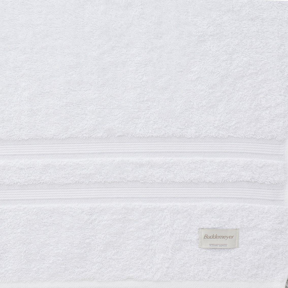 Kit 6 Toalhas de Banho + 4 Rosto Algodão Egípcio Buddemeyer