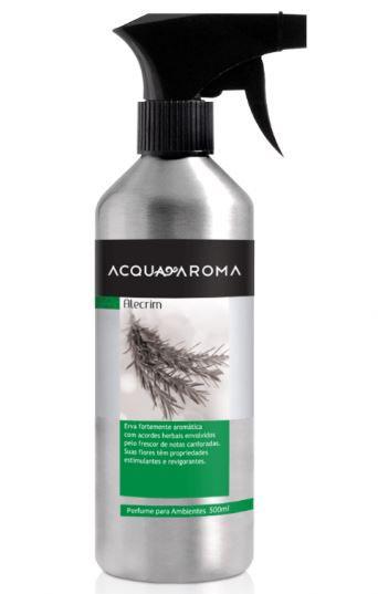 Perfume Ambiente Acqua Aroma Alecrim 500 ml