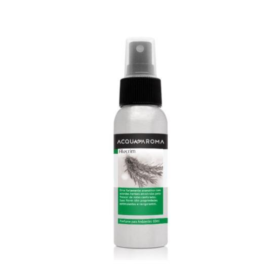 Perfume Ambiente Acqua Aroma Alecrim 60 ml