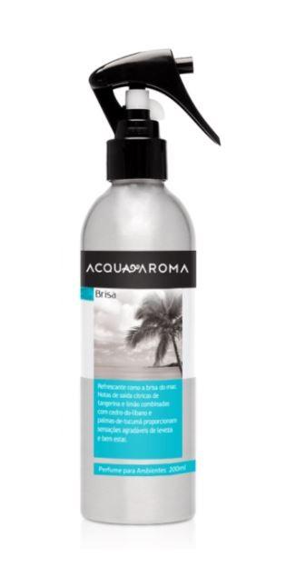 Perfume para Ambiente Acqua Aroma Brisa 200 ml
