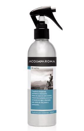 Perfume para Ambiente Acqua Aroma Orvalho 200 ml