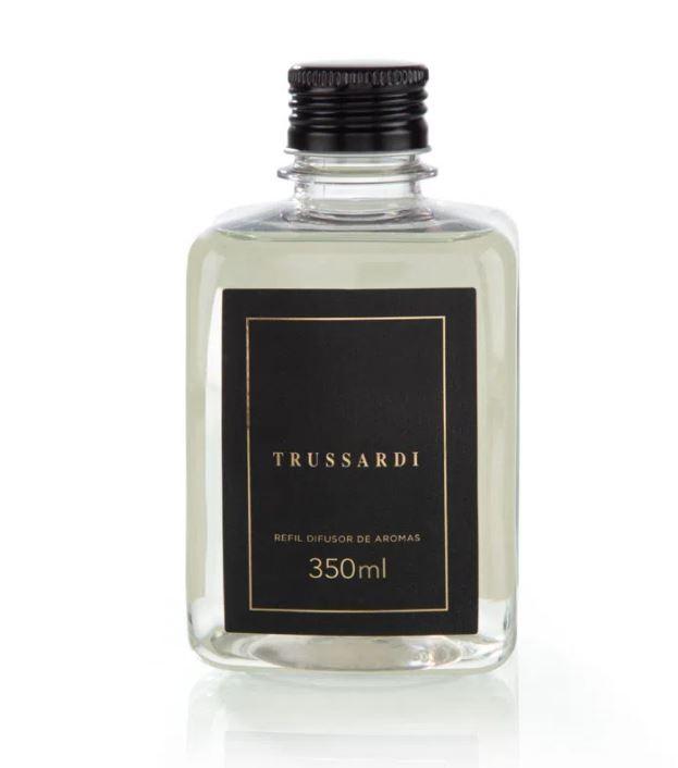 Refil de Difusor de Aromas c/ 6 varetas 350ml Trussardi