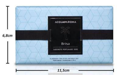 Sabonete Perfumado em Barra 300g Brisa Acqua Aroma