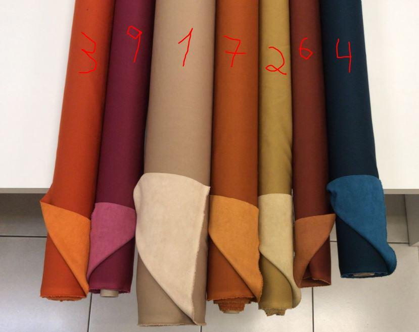 Tecido Malha Scuba Suede 1 x 1,5m P/ Colete, Jaqueta E Vestido
