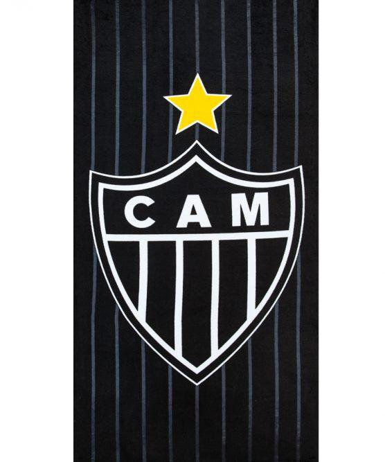 Toalha de Banho Aveludada Atlético Mineiro Dohler