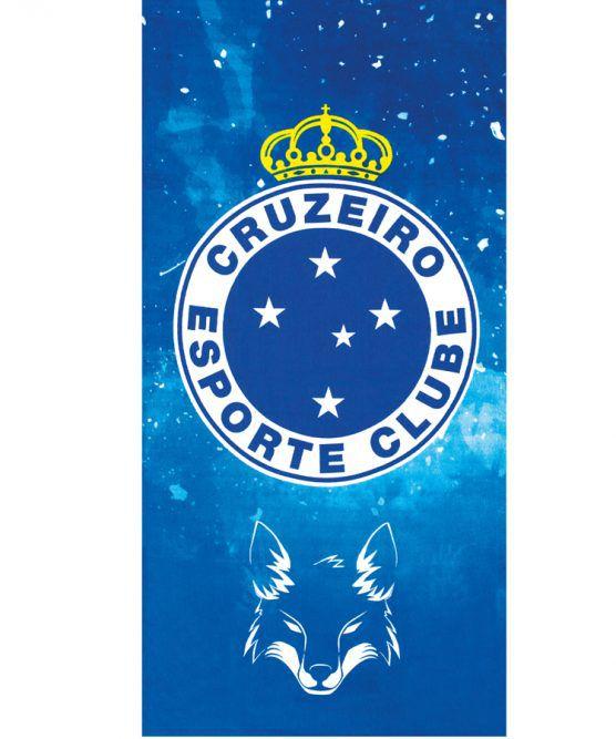 Toalha de Banho Aveludada Cruzeiro 09 Dohler