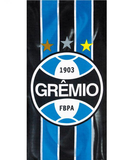 Toalha de Banho Aveludada Grêmio 09 Dohler