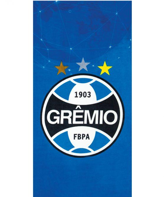 Toalha de Banho Aveludada Grêmio 10 Dohler