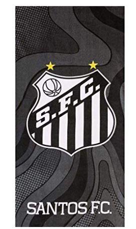 Toalha de Banho Aveludada Santos 09 Dohler