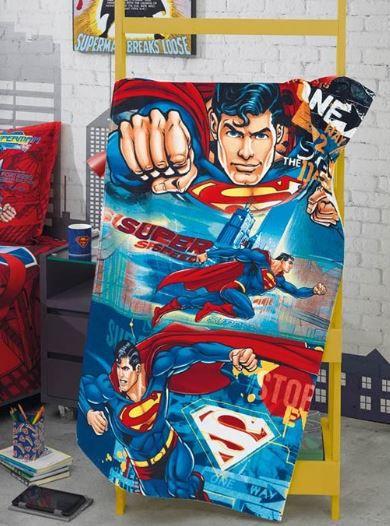 Toalha de Banho Superman 11 Dohler