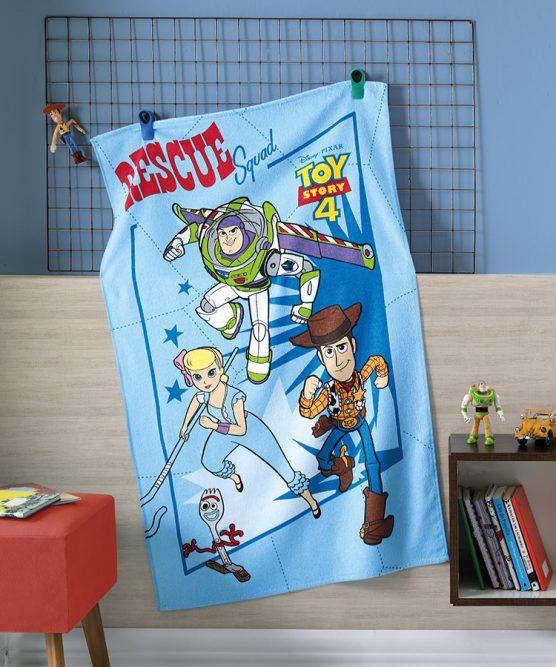 Toalha de Banho Velour Toy Story 08 Dohler