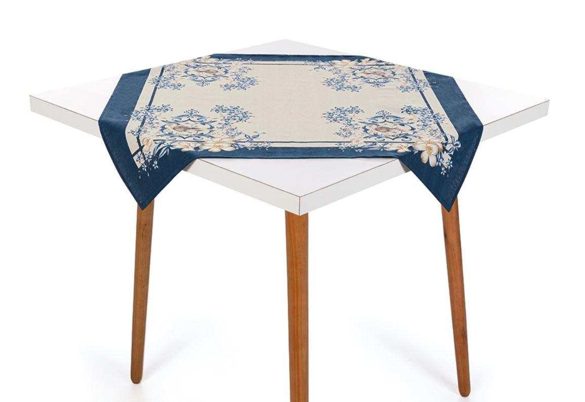 Toalha de Mesa de Chá 78 x 78 Agnes Karsten
