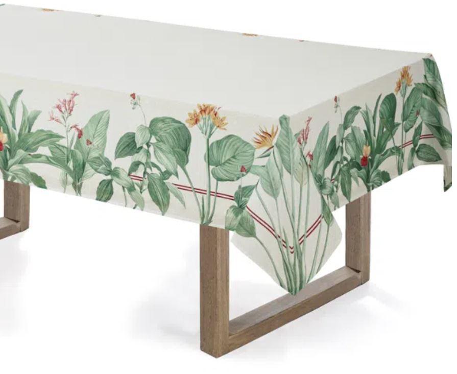 Toalha de Mesa de Chá 78 x 78 Carmenia Karsten