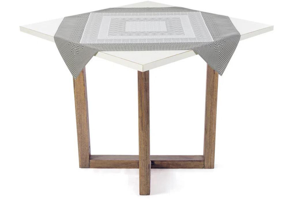 Toalha de Mesa de Chá 78 x 78 Dalmeni Karsten