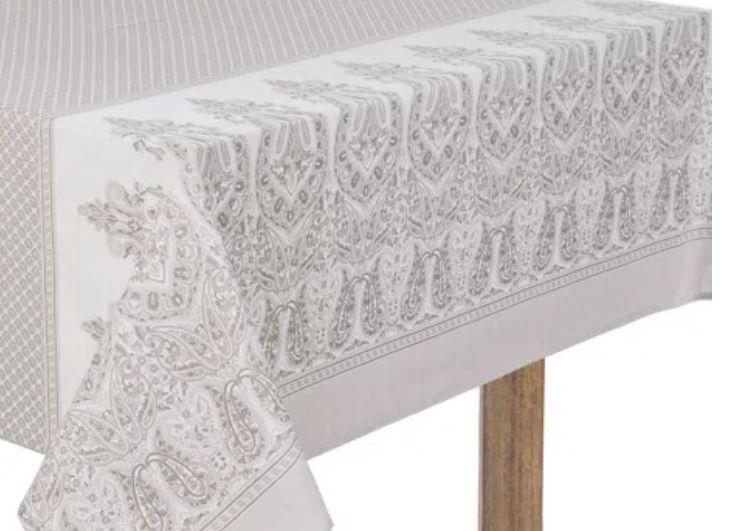 Toalha de Mesa de Chá 78 x 78 Marins Karsten