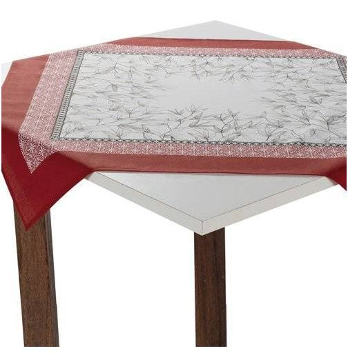 Toalha de Mesa Quadrada 78cm x 78cm Orientali Karsten