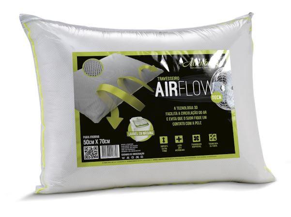 Travesseiro Airflow Tech Suporte Firme Altenburg