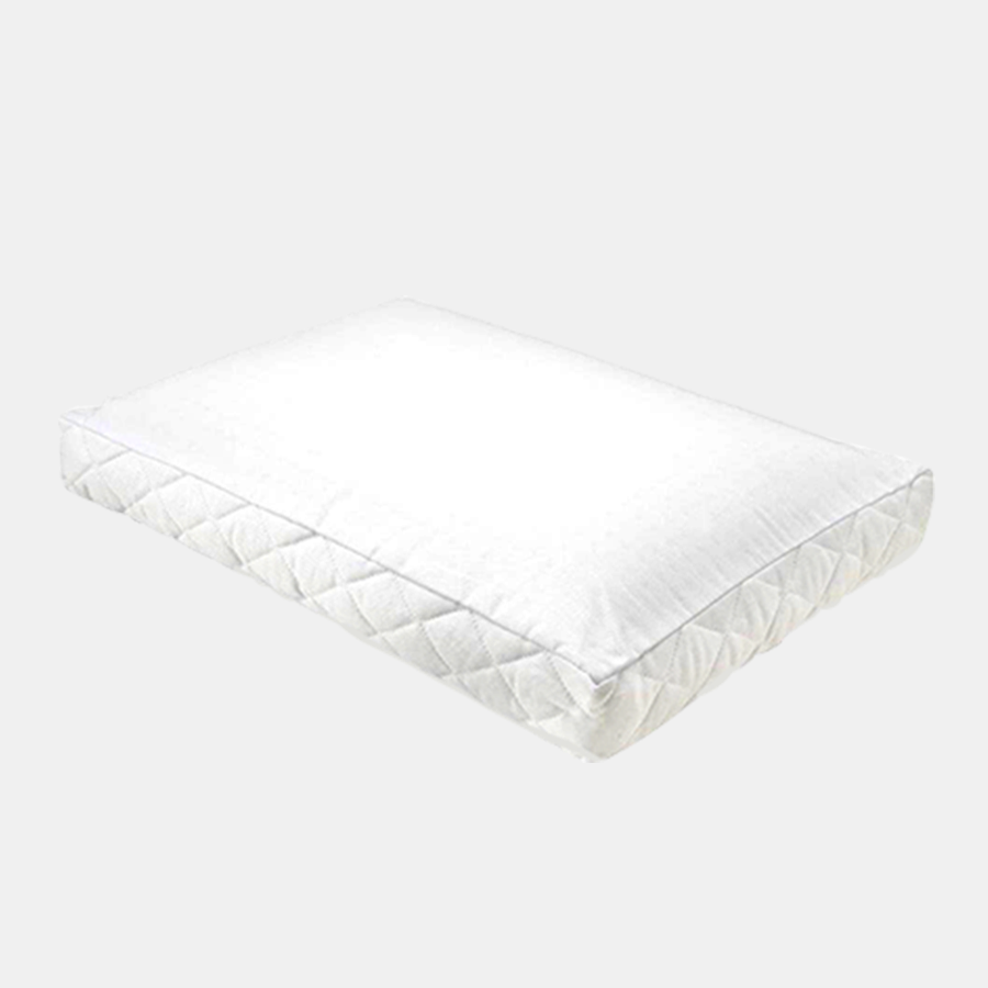 Travesseiro Latex Basic Flat Dunlopillo