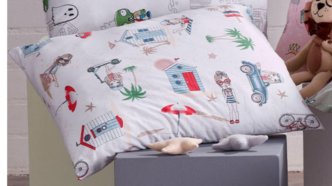 Travesseiro Mundo Kids Malibu Altenburg