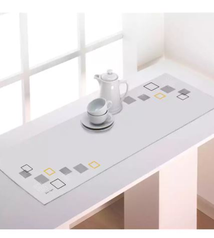 Trilho de Mesa Clean Digital 37cm x 1m Gael Dohler