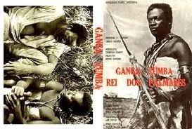 Dvd Ganga Zumba - Rei Dos Palmares 1963 - Raro  - FILMES RAROS EM DVD