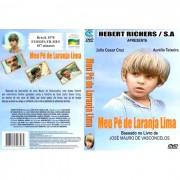 DVD Meu Pé de Laranja-Lima 1970