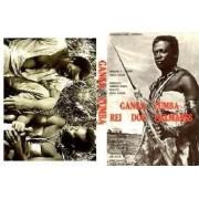 Dvd Ganga Zumba - Rei Dos Palmares 1963 - Raro