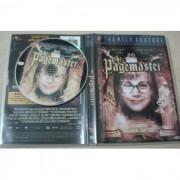 Dvd Pagemaster - O Mestre Da Fantasia com  Macaulay Culkin