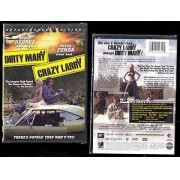 DVD Fuga Alucinada 1974 - Dirty Mary, Crazy Larry