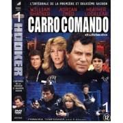 DVD CARRO COMANDO - 1º TEMPORADA