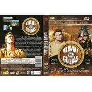 DVD Davi e Golias 1960 (David and Goliath)