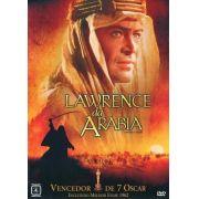 Lawrence da Arábia - DVD DUPLO