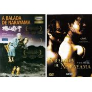 A Balada de Narayama  - DVD Duplo 1958 - 1983