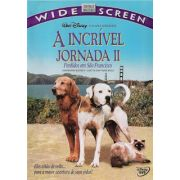 A INCRÍVEL JORNADA 1 E 2 - DVD DUPLO