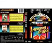 American Graffiti - DVD Duplo LOUCURAS DE VERÃO + E A FESTA ACABOU