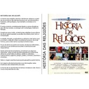 História Das Religiões - Coleção Com 3 Dvds
