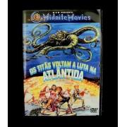 Dvd Os Titãs Voltam À Luta Na Atlântida (1978)