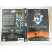 Dvd O Quarteto Fantástico 1994 - O Filme Proibido