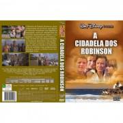 DVD A CIDADELA DOS ROBINSON - 1960