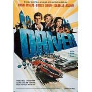 Dvd The Driver - 1978 - O Motorista / Caçador De Morte