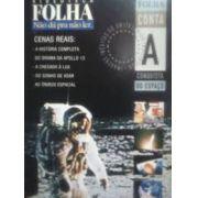 FOLHA DE SÃO PAULO CONTA A CONQUISTA DO ESPAÇO