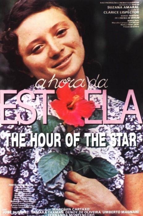 Dvd Filme A Hora Da Estrela - 1985  - FILMES RAROS EM DVD