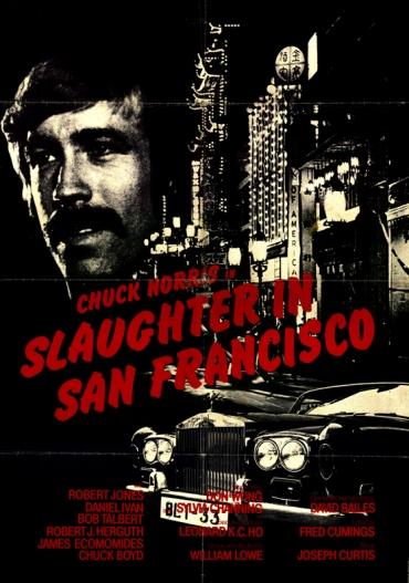 MASSACRE EM SÃO FRANCISCO (1974) - FILMES RAROS EM DVD