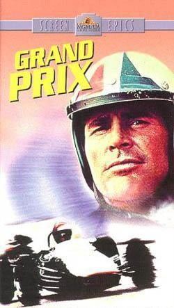 Dvd Filme Grand Prix - 1966 - Dublado  - FILMES RAROS EM DVD