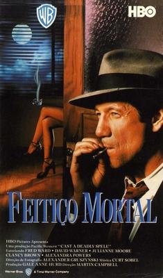 FEITIÇO MORTAL - 1991 - FILMES RAROS EM DVD
