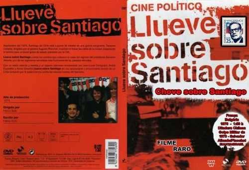 Chove Sobre Santiago 1976 De Helvio Soto  - FILMES RAROS EM DVD