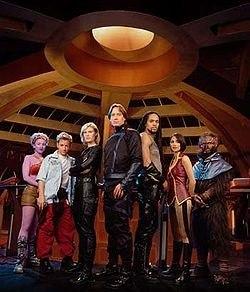 Andromeda - Série Completa - 30 Dvds  - FILMES RAROS EM DVD